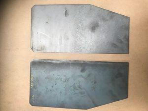 150/185 Top Baffle Plates